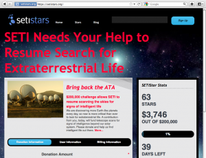 """SETI stars webpage - how you can help / Sitio web """"SETI stars"""" - cómo puede usted ayudar"""