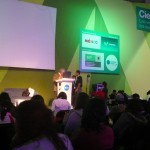 Ernesto Juarez Davis at Campus Party Mexico